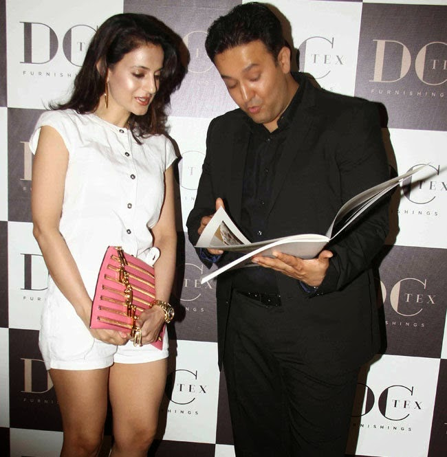 Amisha patel dicitex furnishing launch photos