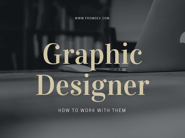 How to work with graphic designers
