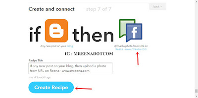 Auto Publish Entry Di Page Facebook