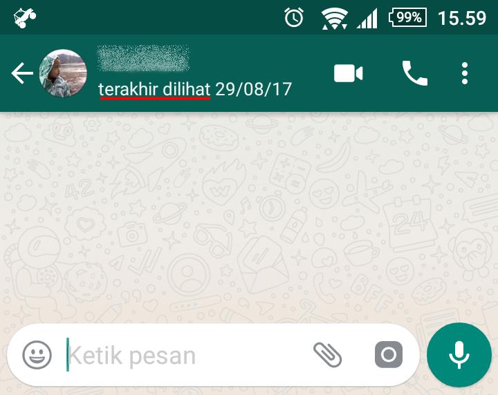 Cara Mudah Mengetahui Apakah Whatsapp Kita Telah Diblokir Orang Lain Menit Info
