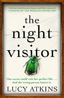 The Night Visitor by Lucy Atkins - Reading, Writing, Booking