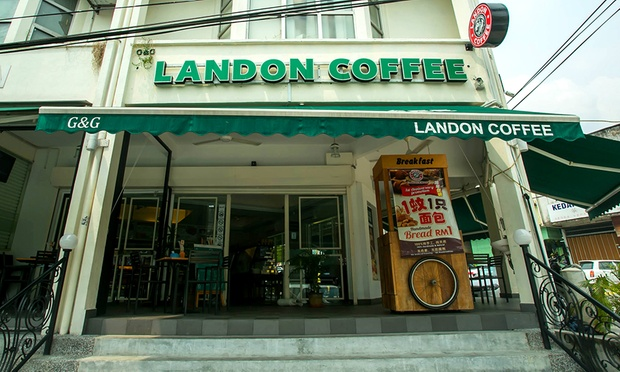 Food Landon Coffee Cheras