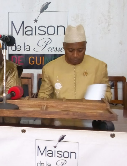 l'honorable Ben Youssouf Keïta