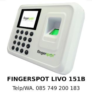 Distributor Fingerspot Livo 151B Murah Asli