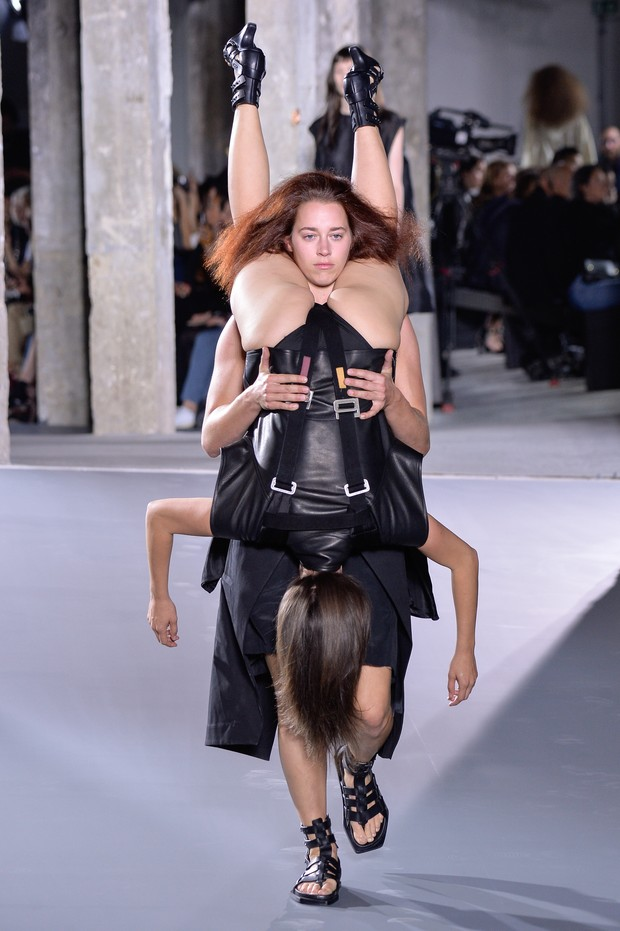 Paris Fashion Week Rick Owens collection