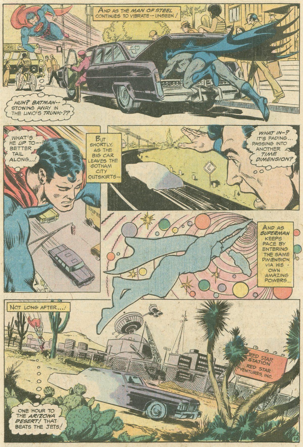 Read online World's Finest Comics comic -  Issue #244 - 19