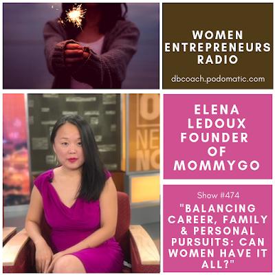 Entrepreneur Elena Ledoux
