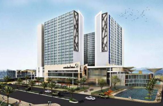 Apartemen Sentraland Bekasi