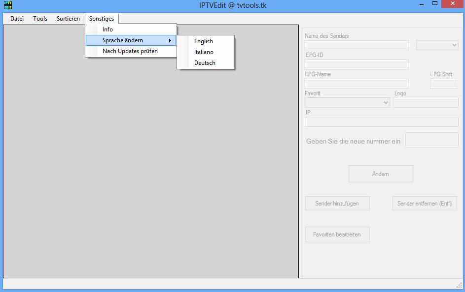 Windows alat - IPTV-Edit (more than 3000 logos) - Iptv for u