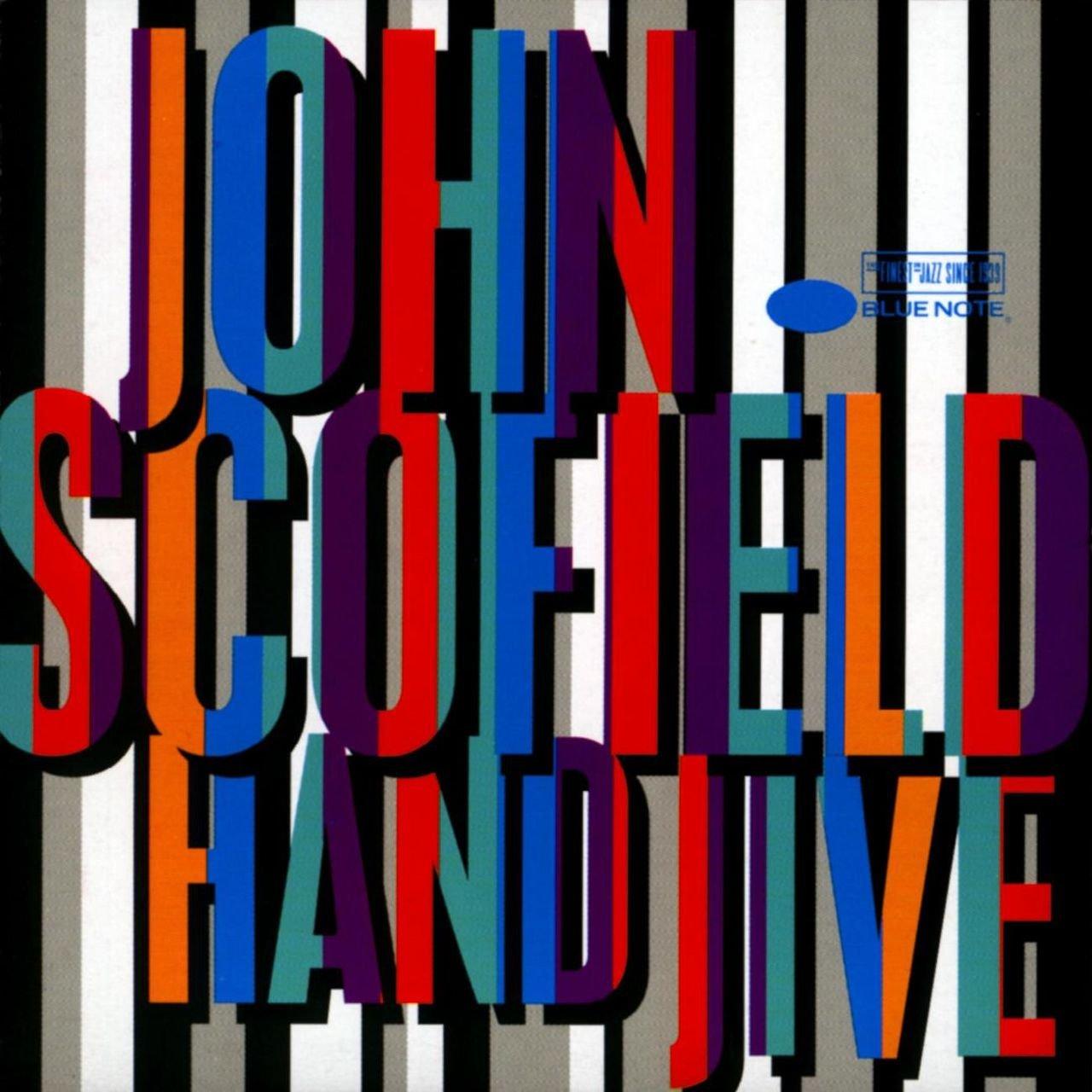 Resultado de imagen para john scofield hand jive