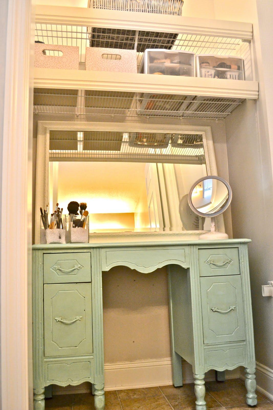 Liz Marie: Bathroom Closet Re-Do...
