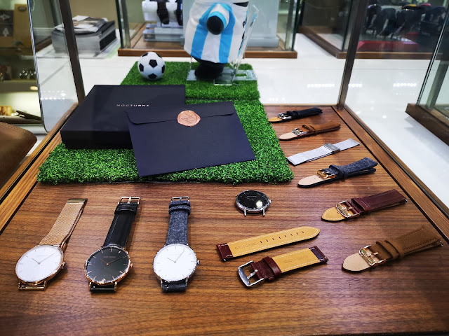 Nocturne Watch is now available in Rhaspody Pavilion KL and The Gardens Mall