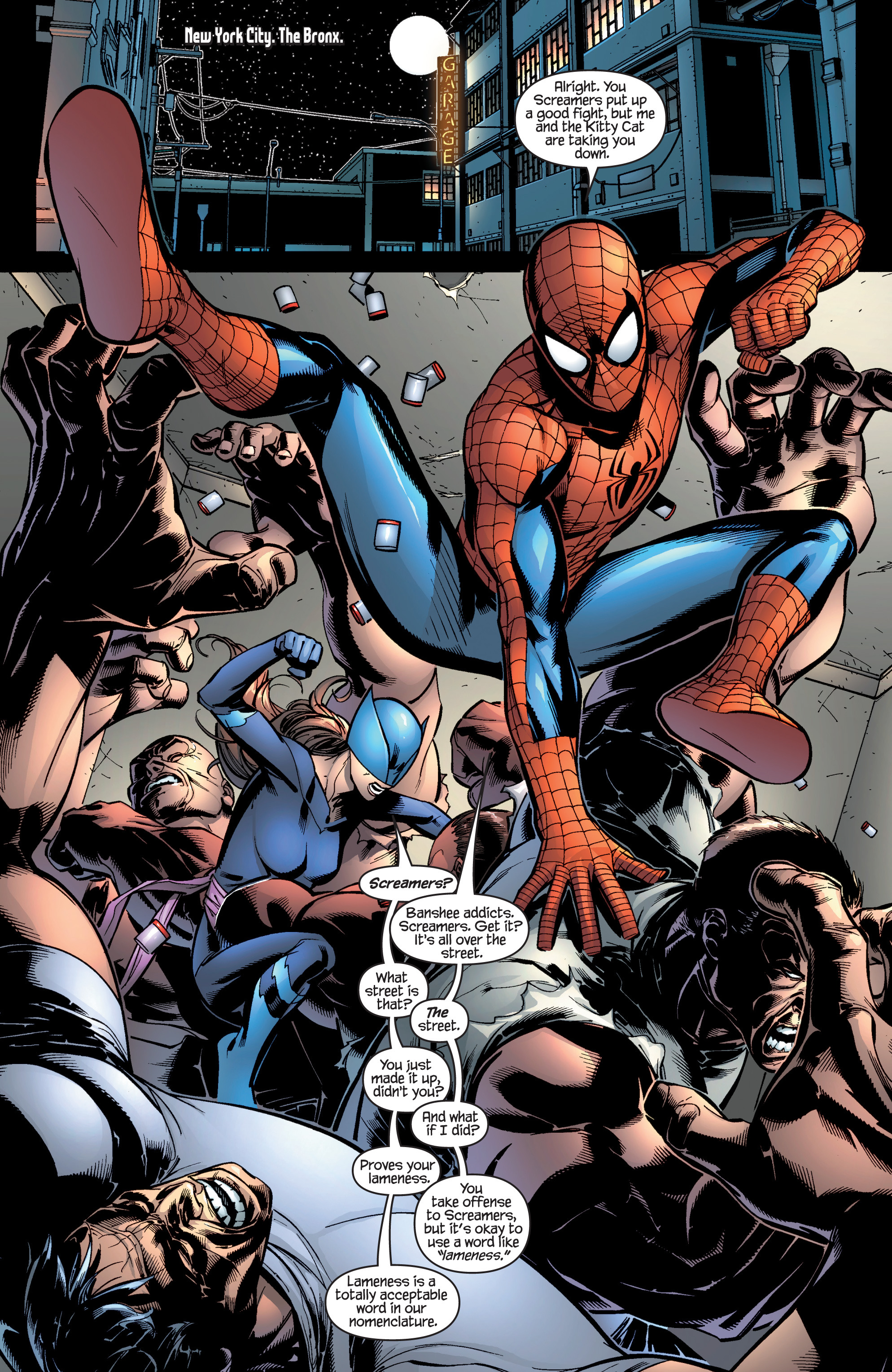 Read online Ultimate X-Men comic -  Issue #96 - 11