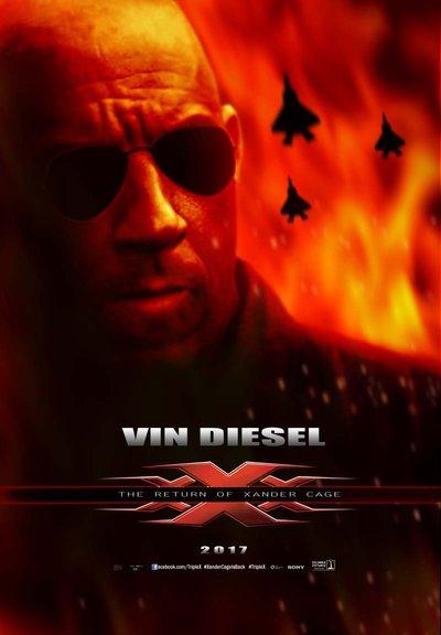 xXx: The Return of Xander Cage (2017) ทริปเปิ้ลเอ็กซ์ 3 พยัคฆ์ร้ายพันธุ์ดุ [HD]