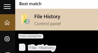 membuat riwayat file ISO windows
