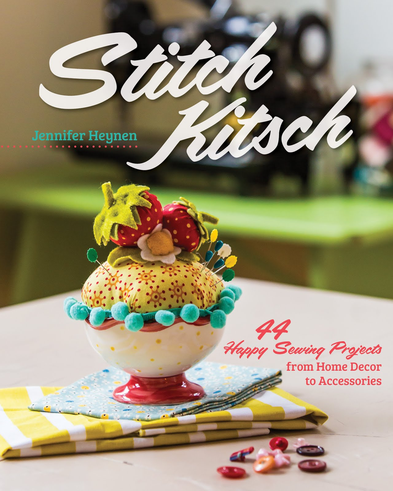 BOOK: Stitch Kitsch