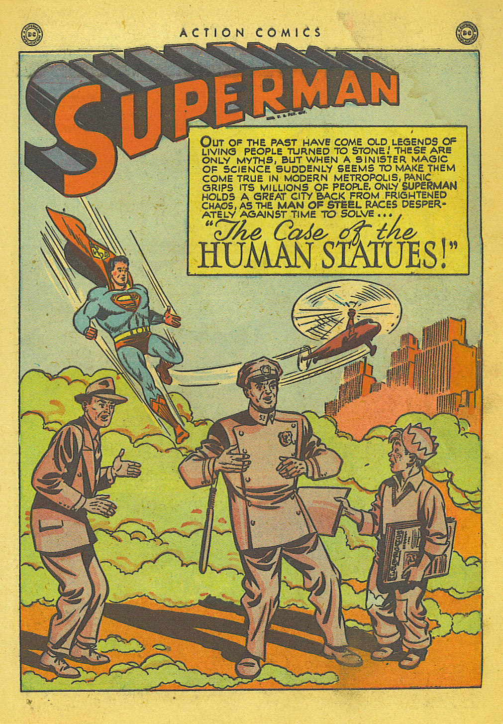 Read online Action Comics (1938) comic -  Issue #135 - 2
