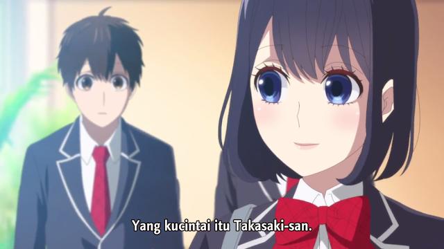 Koi to Uso Episode 11 Subtitle Indonesia