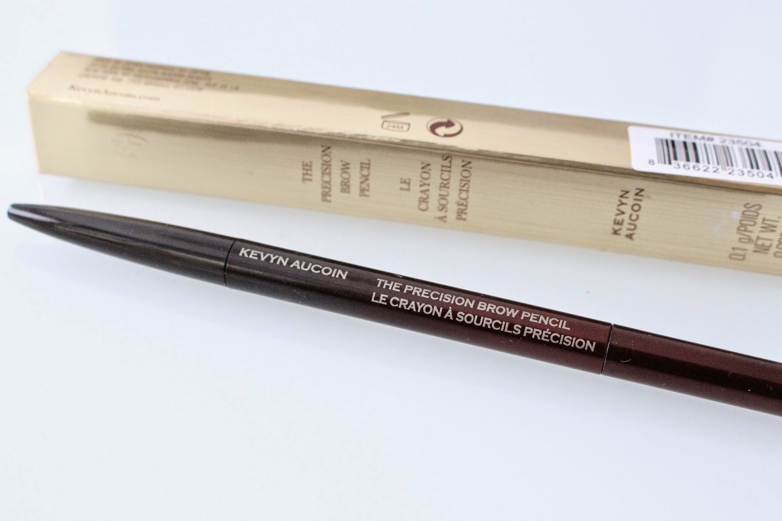 Review The Precision Brow Pencil de Kevyn Aucoin
