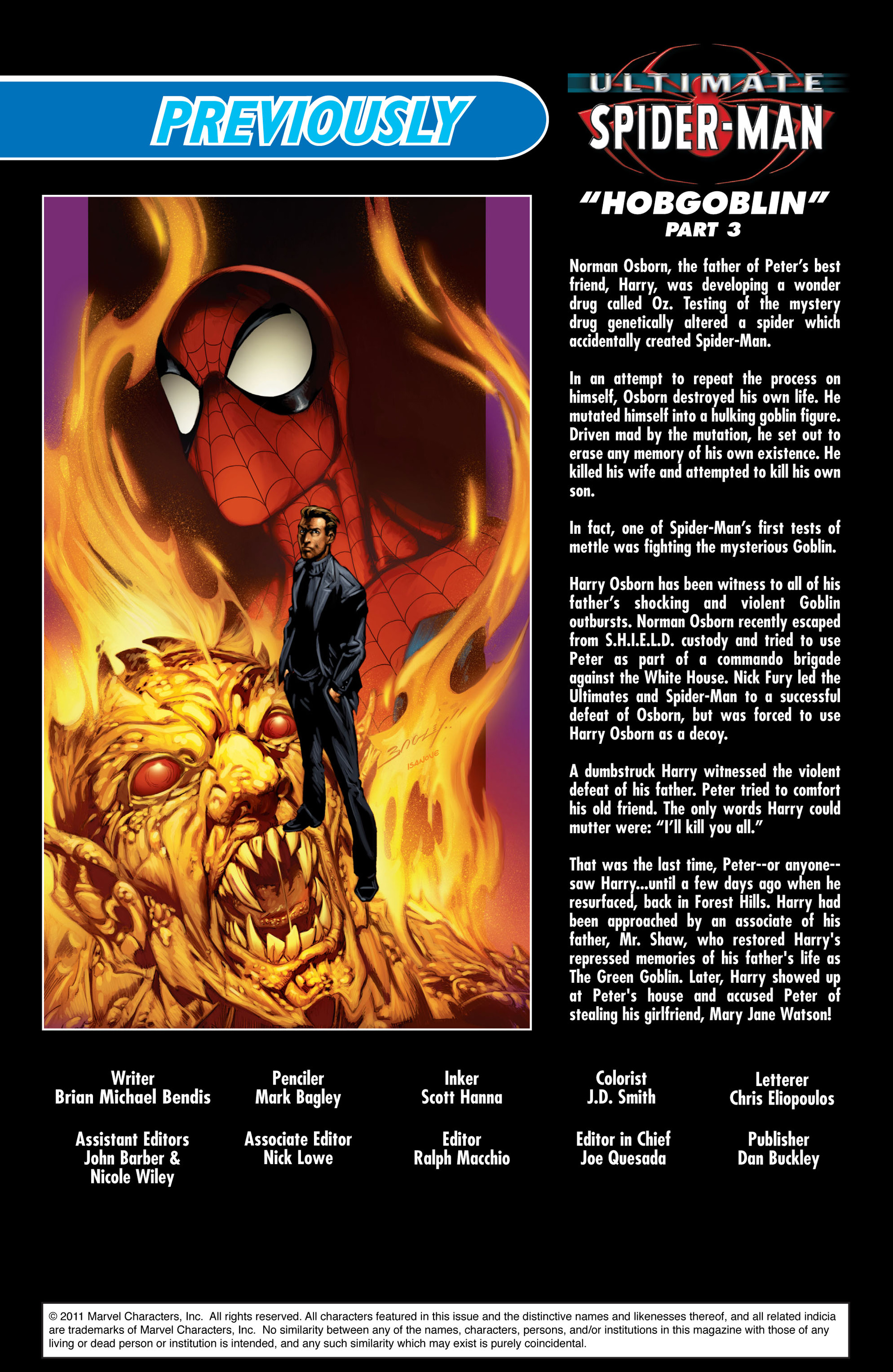 Read online Ultimate Spider-Man (2000) comic -  Issue #74 - 2