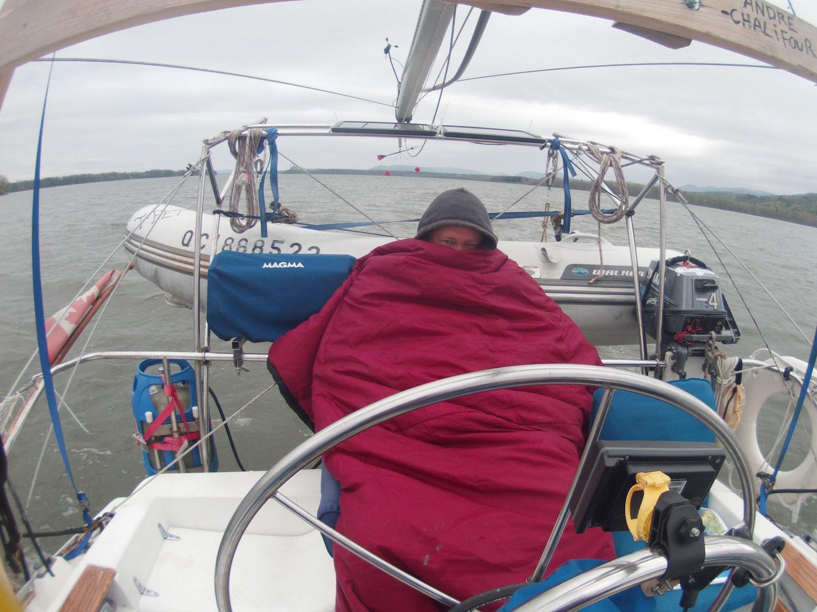 Pète pis répète sen vont en bateau