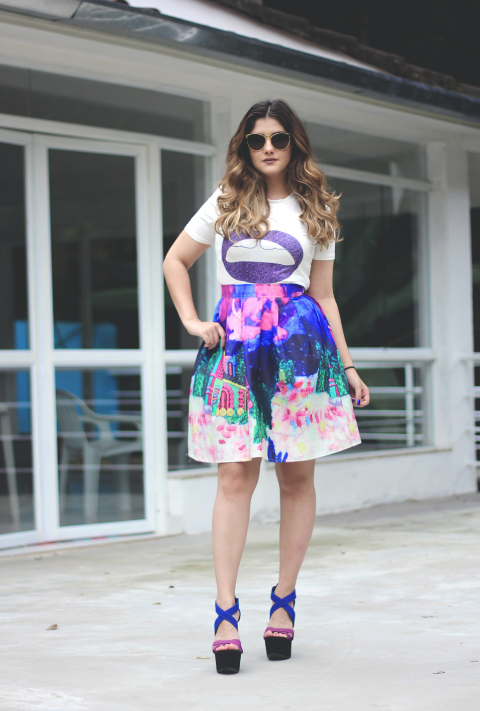Look do Dia- Talita Vieira - Agenda Fashion