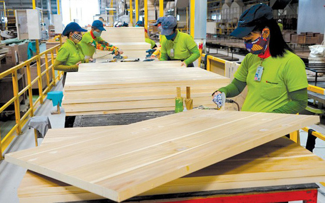 Ngành gỗ xuất siêu gần 5,5 t