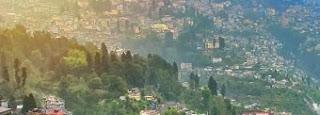 दार्जिलिंग  किस राज्य में स्थित है | Darjeeling Kis Rajya Mein Hai