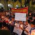 Thánh lễ cầu nguyện cho Công lý Hòa bình tại nhà thờ Thái Hà