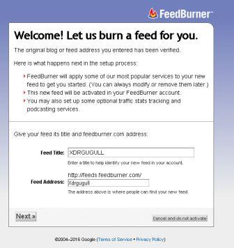 atur feed