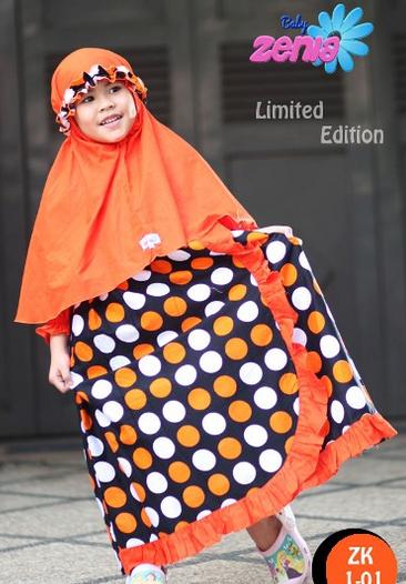 Koleksi Baju Muslim Anak