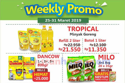 Katalog Promo Rita Pasaraya Supermarket Terbaru 25 - 31 Maret 2019