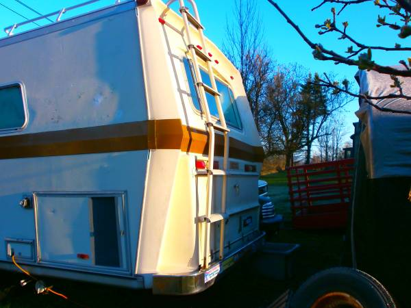 Used RVs 1977 Sportscoach Motorhome Only 77K Miles For Sale