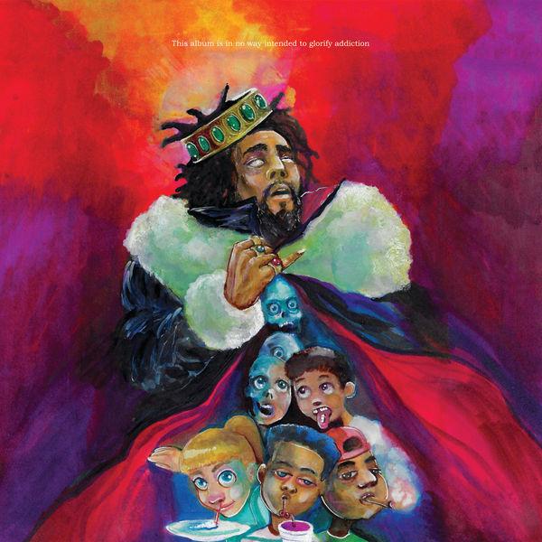 J. Cole – KOD [iTunes Plus AAC M4A]