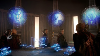The Time Lords team up with The Doctor in Doctor Who: Day of the Doctor