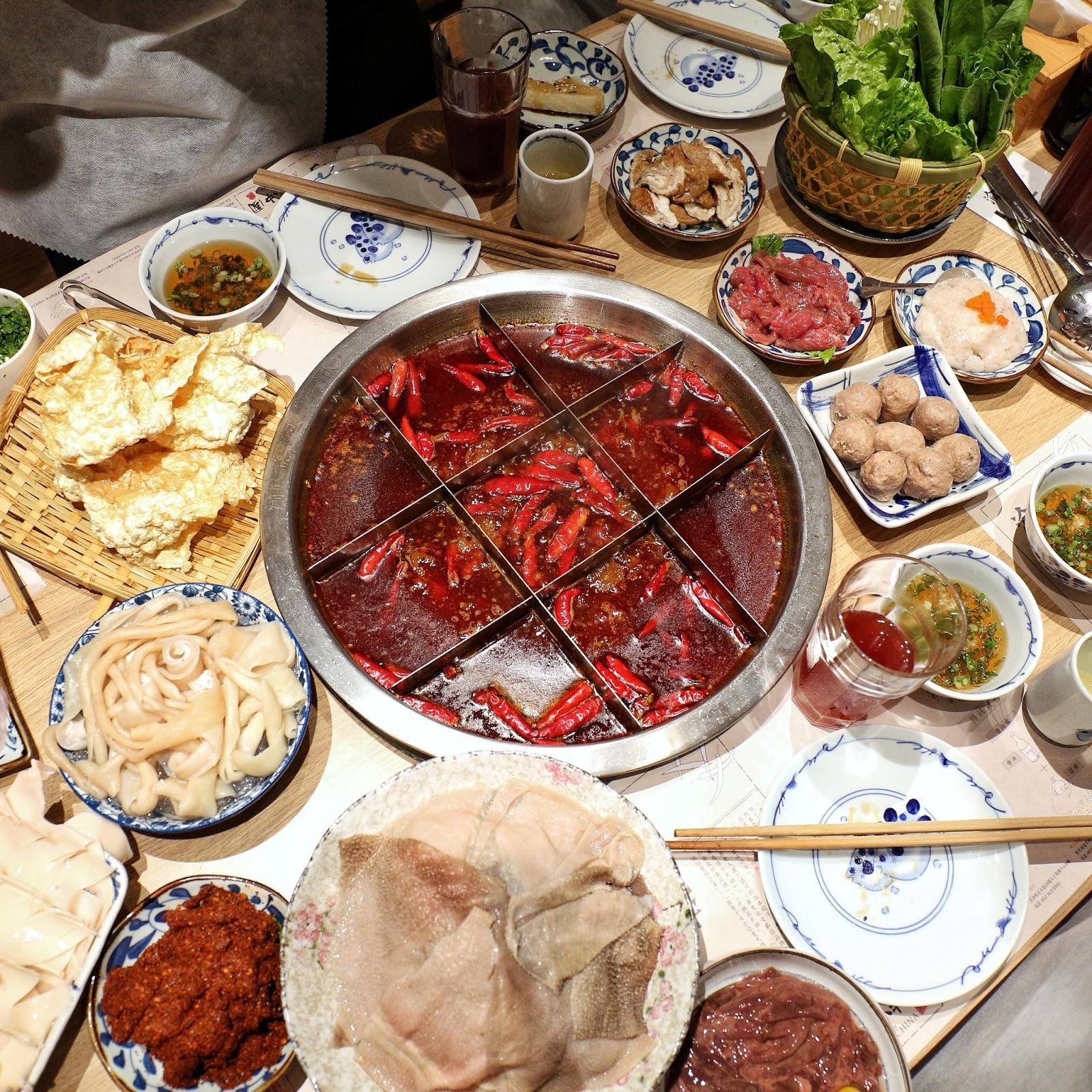 渝味曉宇重慶老火鍋 ♨ Xiao Yu Hotpot Restaurant ♨ | 甜魔媽媽新天地 – U Blog 博客