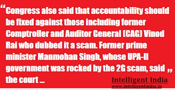 Who is accountable for the failure of CBI ?