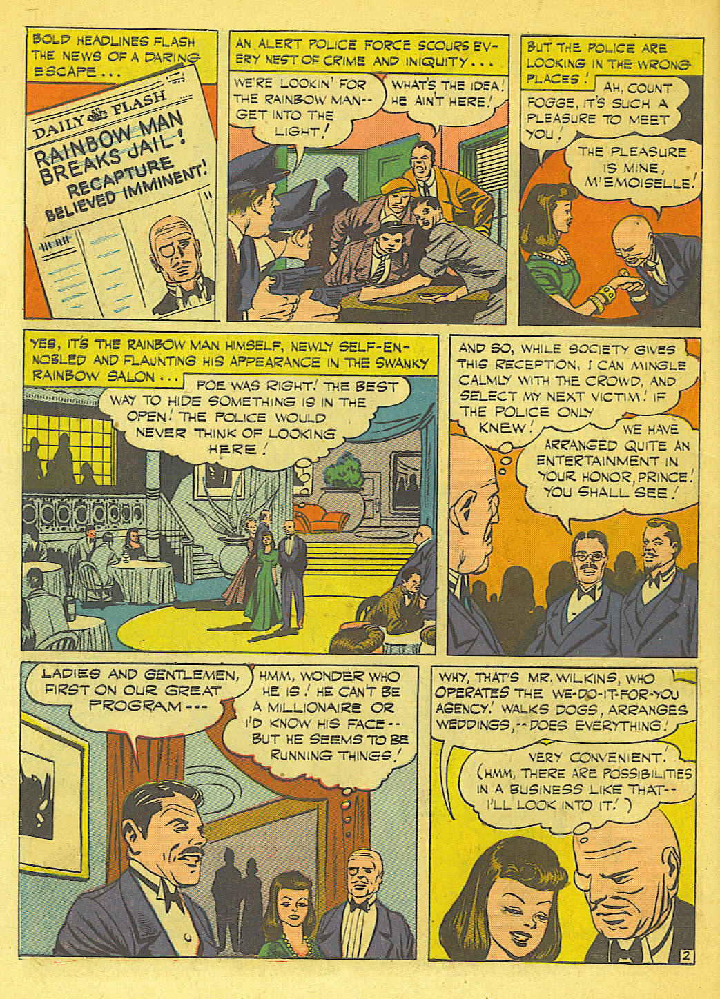 Read online Action Comics (1938) comic -  Issue #71 - 16