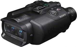 Sony DEV-5 3D Recording Binoculars
