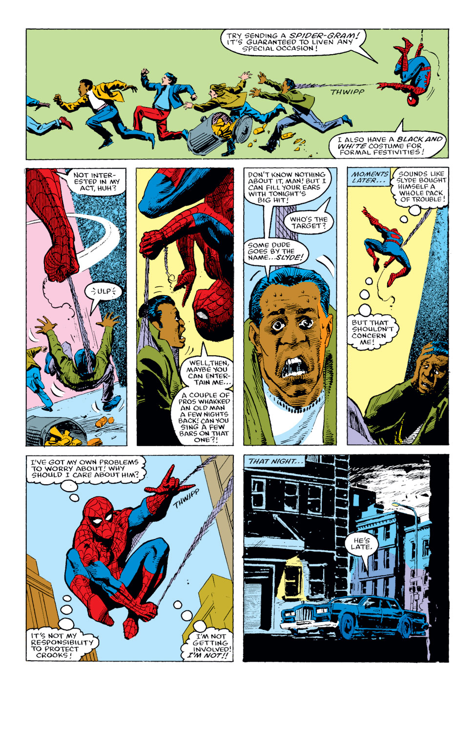 The Amazing Spider-Man (1963) 272 Page 16