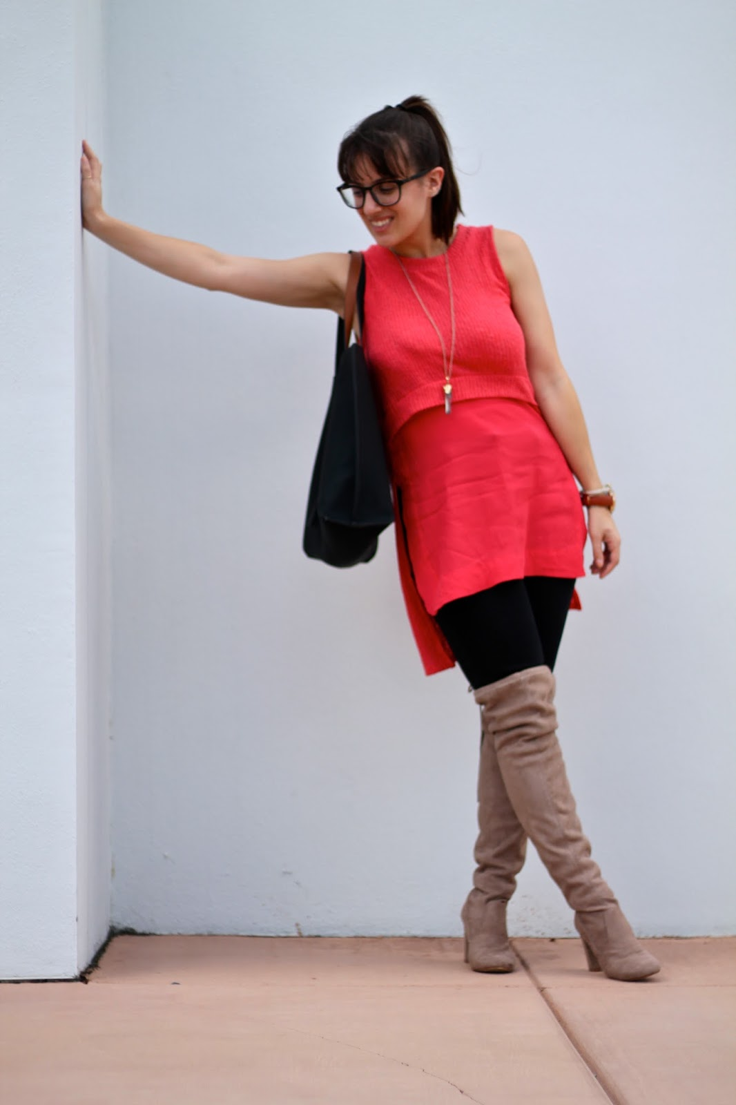 over the knee boots, fall fashion, fall style, Miami blogger, miami fashion, miami style, New York fashion, New York style, fblogger, ootd, look book, outfit ideas, Warby Parker