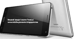 Harga Lenovo update Mac 2017
