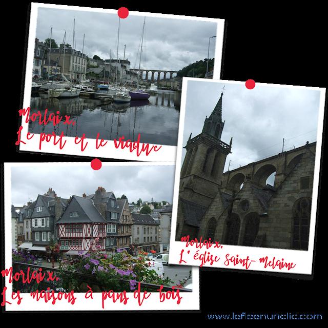 Voyage, culture, loisirs, France, la Bretagne et le Finistere nord, Morlaix