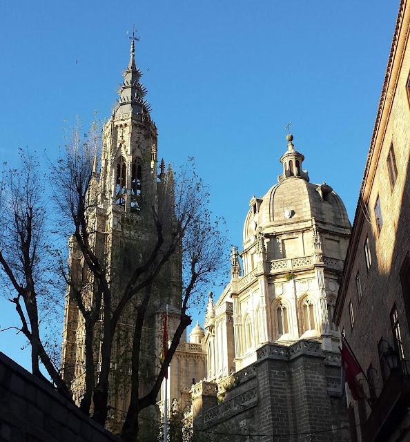 Catedral de Toledo con su campanario