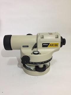 Jual Automatic Level Nikon AX 2s Harga Murah