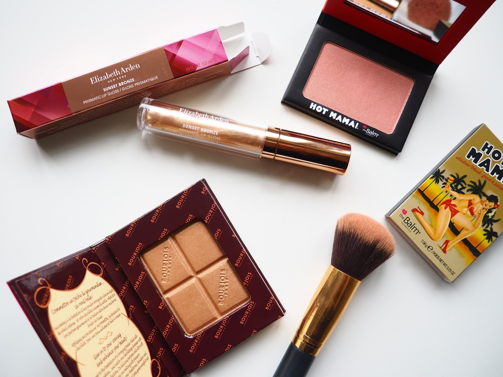 It's Cultured Holiday Essentials Makeup Cosmetics The Balm Elizabeth Arden and Bourjois