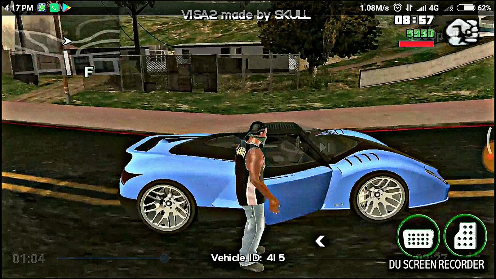 600MB] Download GTA 5 Visa 2 Mod For All Android Device