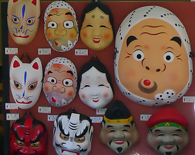 Masks_Japan