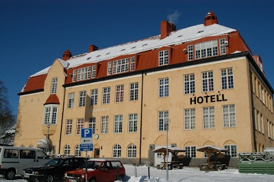 Pilgrimshem hotell svarar Sundbybergs stad
