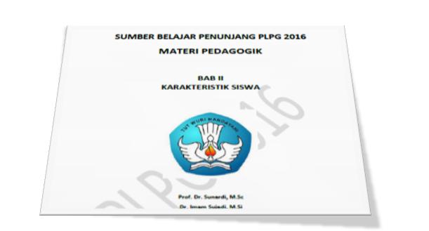 Download Materi Modul PLPG Tahun 2017 Lengkap